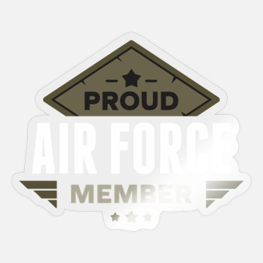 Airforce Air Force Airforce - Sticker