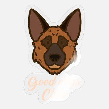 Dog Club Good Dogs Club - Sticker
