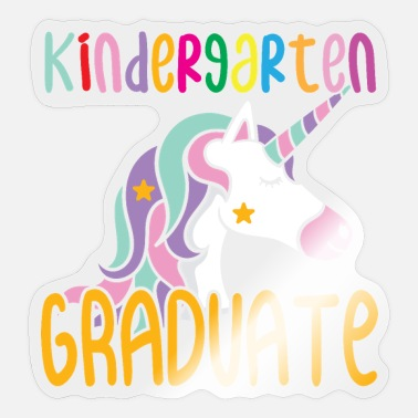 Kindergarten Kindergarten - Sticker