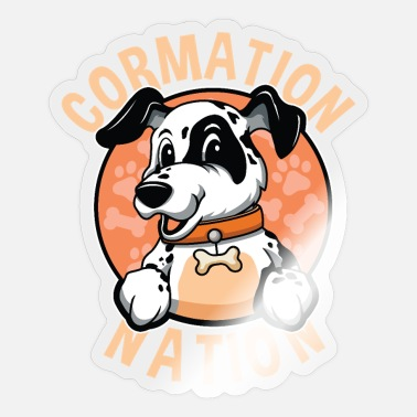 Dog Dog Gift Cormation Dogs Dog Lovers - Sticker