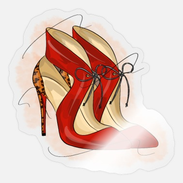 Highheels Sexy Highheels - Sticker