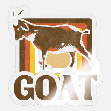Goat Goat goat - Sticker