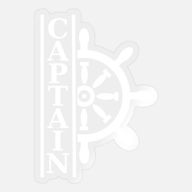 Captain Captain Captain! - Sticker