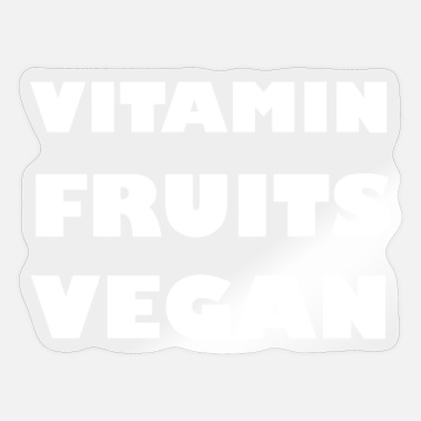 Vitamins vitamin - Sticker