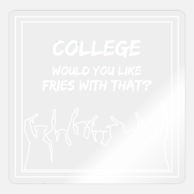 College College - Sticker