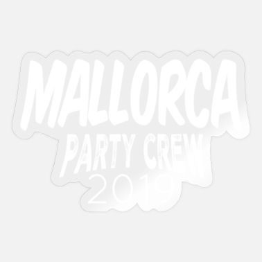 Mallorca Party Crew 2019 - Sticker