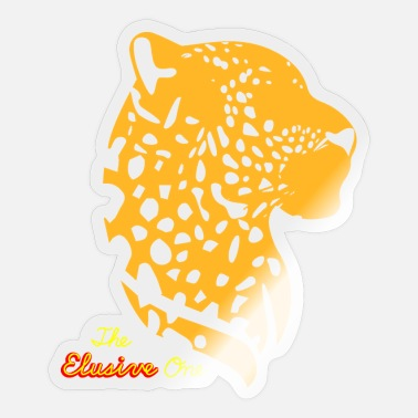 Leopard Safari Savannah Africa - Sticker