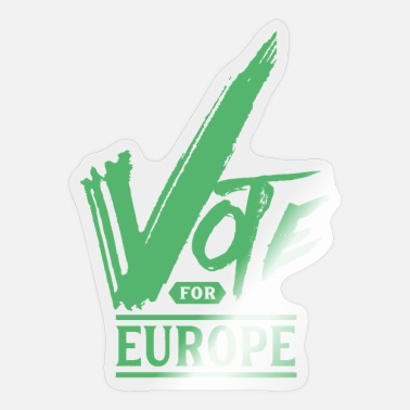 Elect EU Election EU Election EU Election EU Election - Sticker