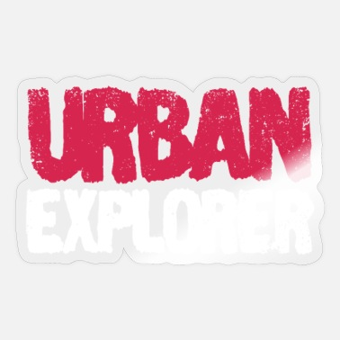 Urban Explorer Urban Explorer - Sticker