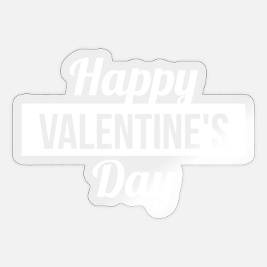 Liebesgeständnis Proof of love Marriage proposal Valentine's Day compliment - Sticker