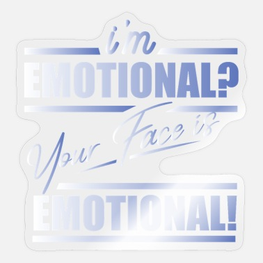 Emotion emotion - Sticker