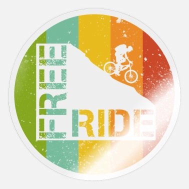 Freeride Freeride - Sticker