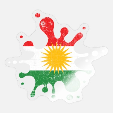 Kurds Kurd - Sticker