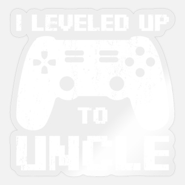 Gamepad Onkel Gamepad - Sticker