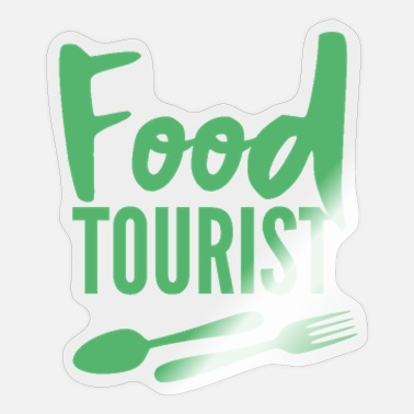 Food Probe Tourism Food Tourism Culinary - Sticker