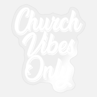 Church church - Sticker