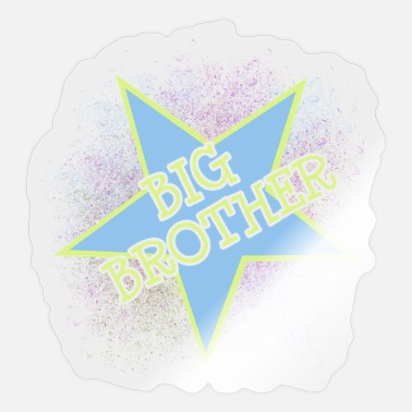 Big Brother Big Brother - Big brother - Sticker