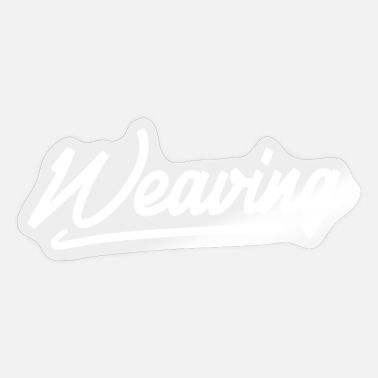Web Weber - Sticker