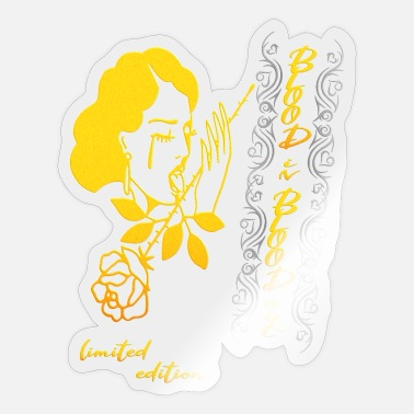 Heartache Heartache Ms. Rose - Sticker