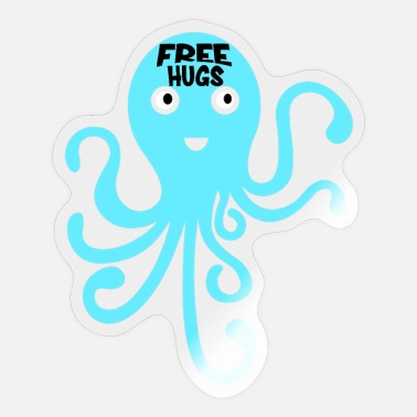 Octopus Octopus octopus - Sticker