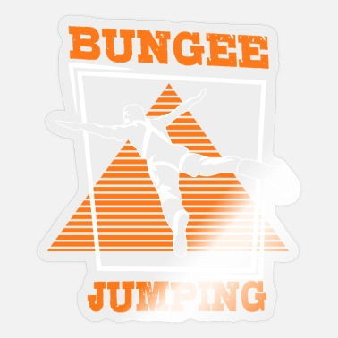 Bungee Jumping Bungee Jumping - Sticker