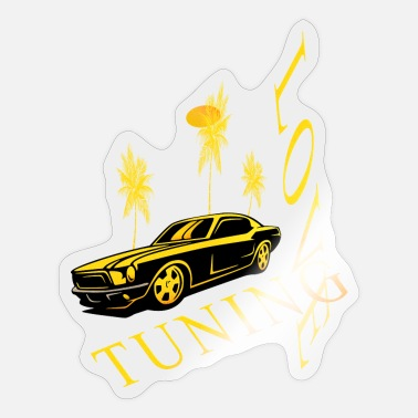 Tuning Love Tuning - Sticker