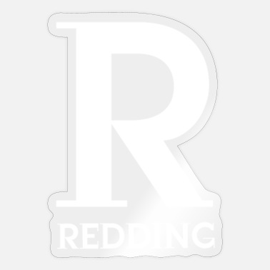 Redding Redding - Sticker