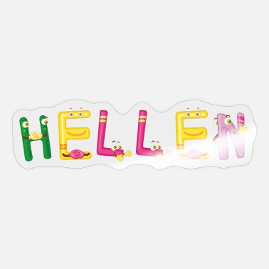 Hell Hellen - Sticker