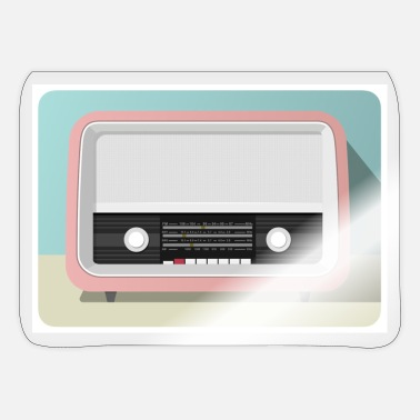 Radio radio - Sticker