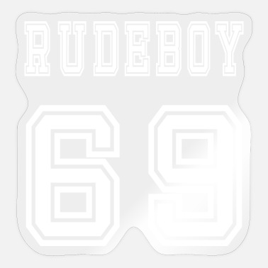 Rudeboy Rudeboy 69 - Sticker