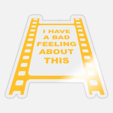 Feeling Feeling - Sticker