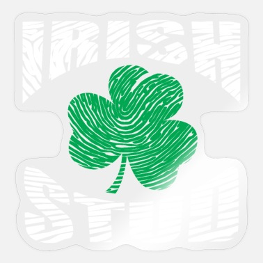 Stud Irish Stud - Sticker