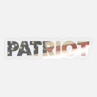 Patriot Patriot USA - Sticker