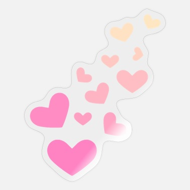 Little Heart Little heart - Sticker