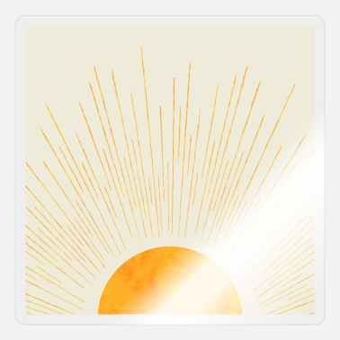 Sunrise Sunrise - Sticker
