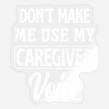 Pfleger Voice Gift - Sticker