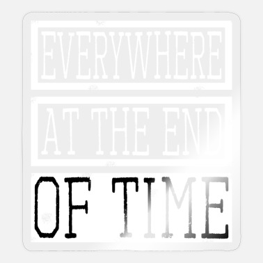 Ende funny funny sayings gift sayings humor cool geek - Sticker
