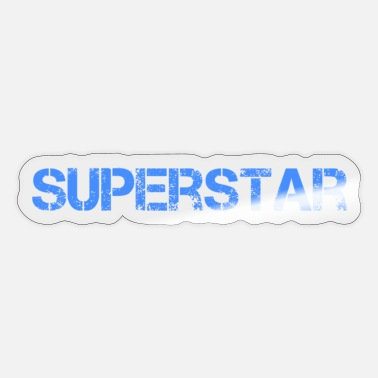 Superstar Superstar - Sticker