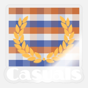 Casuals Football Ultras Fans Fashion - Sticker