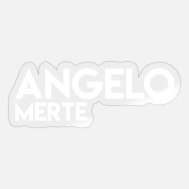 Angelo Angelo Merte - Sticker