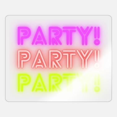 Party Shirt - Sticker