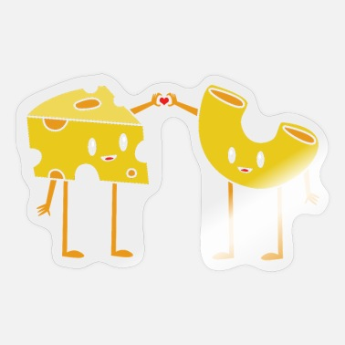Snack Cheese noodles - Sticker