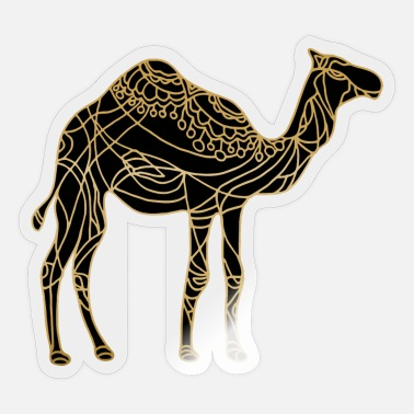 Sterven Camel - Sticker