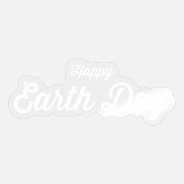 Prayers Happy Earth Day - Sticker
