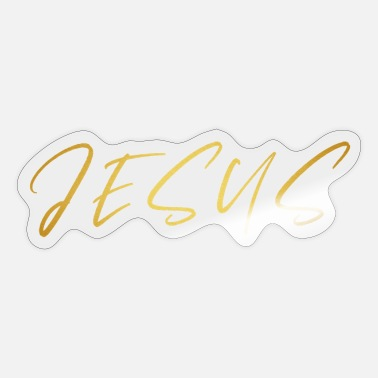Messias Jesus - Sticker