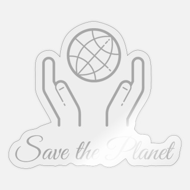 Öko Save The Planet! - Sticker