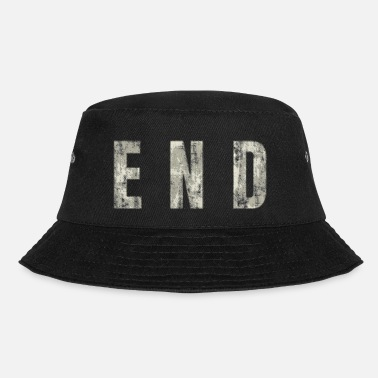 Ende END - The End - Bucket Hat