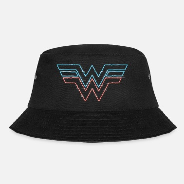 Wonder Woman 1984 Logo Neon - Kalastajanhattu