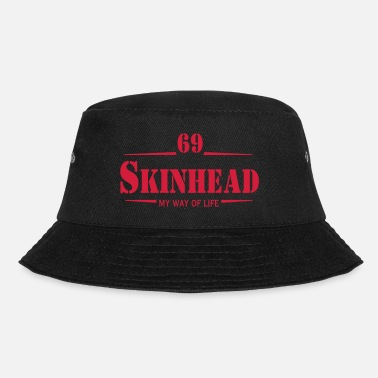 Working Class Skinhead Oi! Antiracist Bootboys My - Bucket Hat