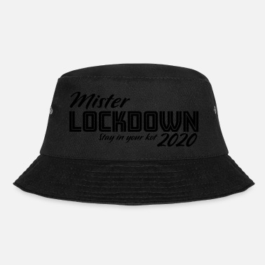 Dumteez Mister Lockdown - Bucket Hat